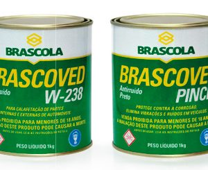 Brascoved Pincel e W-238