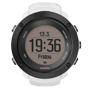 Suunto Ambit 3 Vertical White